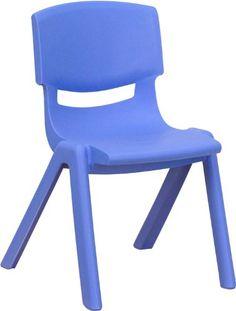 Flash Furniture YU-YCX-001-BLUE-GG Blue Plastic Stackable School Chair with 12-Inch Seat Height Flash Furniture http://www.amazon.com/dp/B001BX71TI/ref=cm_sw_r_pi_dp_hOLXwb0NJR7Z2