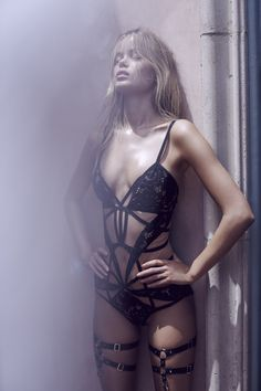 """For Love & Lemons Spring SKIVVIES   """"For Your Eyes Only"""""""
