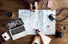 Checkliste für Campingbus & Road Trips inkl. PDF download zum einfachen ausdrucken. ✓ Nie wieder etwas vergessen ✓ Ideal für Camping, Road Trip und Festival