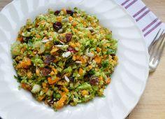 Chopped Broccoli Salad | Voracious Vander