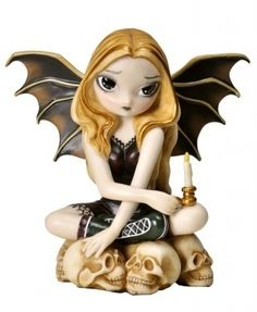 Jasmine Becket-Griffith - Gothic Fairy Figurines - Nemesis Now Faerie Ornaments   eBay
