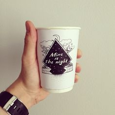 Blog: Designy Hand-drawn Coffee Cups - Doodlers Anonymous