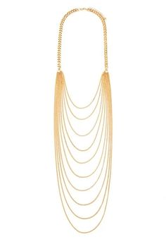 Layered Chain Necklace | Forever 21 #f21accessorize