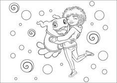 Coloring pages for kids. All your favorite cartoon stars are here ! Colouring Pages, Coloring Pages For Kids, Coloring Sheets, Coloring Books, Dreamworks Home, Winnie The Pooh Drawing, Disney Character Drawings, Home Movies, Free Printable Coloring Pages