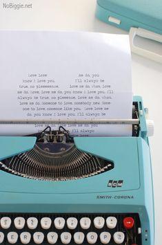The Beatles - Love Me Do lyrics in a heart - free printable - NoBiggie.net