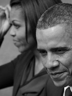 .:Barack & Michelle Obama:.
