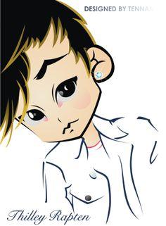 #tennam #graphic #manga