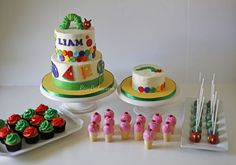 The Very Hungry Caterpillar Party - Rose Bakes