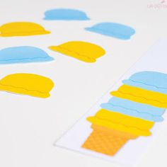 Ice Cream Patterns Printable