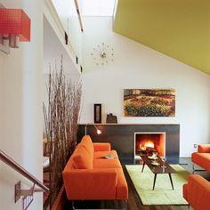 Einrichtung Im Retro Stil U2013 Die Möbel Und Farben Aus Den 60er Jahren  #einrichtung