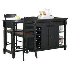 Home Styles Grand Torino Kitchen Island and 2 Stools Home Styles http://www.amazon.com/dp/B00B2Z4JCC/ref=cm_sw_r_pi_dp_Y7-Ntb0R0JD5YMVJ