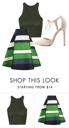 """""""Untitled #489"""" by gibberz on Polyvore featuring Topshop, Lanvin and Charlotte Russe"""