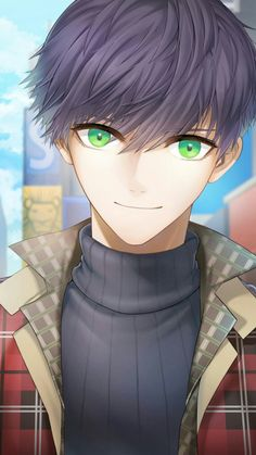 """Saeran Choi """"Unknow"""" mystic messenger  Failed (opening)"""
