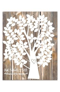 CATHY'S+CONCEPTS+'Our+Family+Tree'+Canvas+Wall+Art+available+at+#Nordstrom