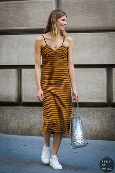 New York SS 2017 Street Style: Veronika Heilbrunner