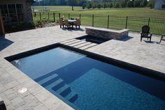 Contemporary Pools Lafayette La | Contemporary Pool Builder Photos