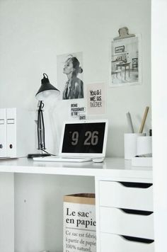 desk layout, workspace goals, home office
