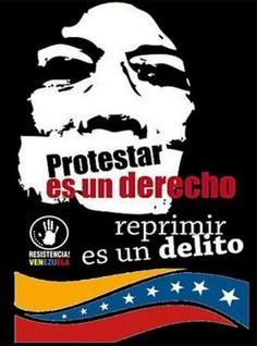 Más imágenes #SOSVenezuela http://shar.es/Tp2rv #Venezuela #Imagenes