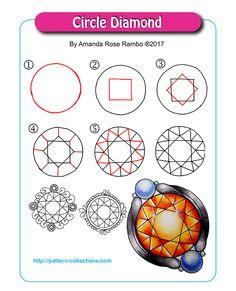 Circle Diamond by Amanda Rose Rambo