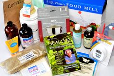 Gerson Therapy Home Starter Kit - New Life Supplies