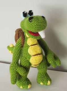 Crochet Crocks / Crock game