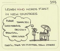 Learn kind words first in new countries. Behavioral Economics, Behavioral Science, Visual Thinking, Critical Thinking, Kind Words, Cool Words, Team Quotes Teamwork, Visual Note Taking, French Expressions