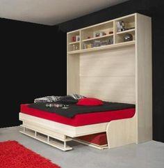 17 Meilleures Images Du Tableau Armoire Lit Bureau Bedrooms Built