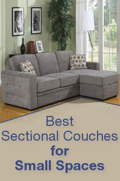 Best Sectional Couches For Small Es Gray