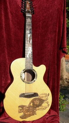 I bought this acoustic 12 string approximately 3 years ago on an impulse and is my second Blueberry acoustic. These guitars are hand carved in Bali and assembled in Montreal. Its solid wood with a grooved top, reportedly to improve tone.Its a beautiful piece, sounds and plays well. The carved ...