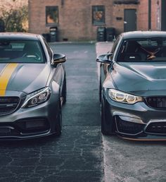 """314 Me gusta, 14 comentarios - Car Addicts Club® (@caraddictsclub) en Instagram: """"AMG or ///M ? Let's see who wins!  Amg Owner :@amguice. M Owner : @carnucopia. Photo by :…"""""""