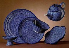 Pottery from Bolesławiec