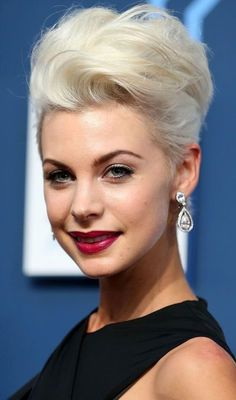 Quiff Short Hairstyles