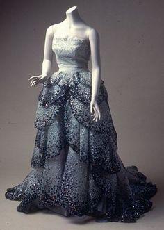 Christian Dior juno dress , 1949