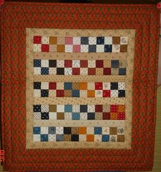 2009 - Fun Small Quilt