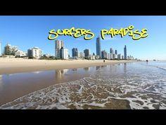 MotoVlog ★5. Surfers Paradise! 1800cc M109r Suzuki Boulevard Fun, sun and traffic - YouTube