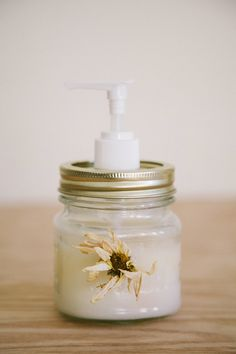 DIY: organic lotion
