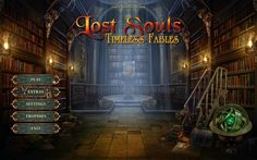 Download for PC: https://www.facebook.com/timelessfables Lost Souls: Timeless Fables Collector's Edition PC Game, Hidden Object Games. Find your missing brother Stan Smith! Your brother, talented archeologist Stan Smith found ancient artifact in the Lost City, and now it consumed Stan! Would you save him? Download Lost Souls: Timeless Fables Collector's Edition Game for PC for free!