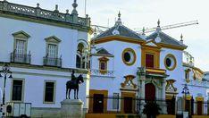 Plaza de toros de La Maestranza. Sevilla.