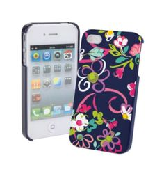 """Snap On Case for iPhone 4/4S in Ribbons 