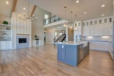 Open Concept Home, Floor Framing, Best House Plans, Build Your Dream Home, Great Rooms, Craftsman, Kitchen Remodel, New Homes, House Design
