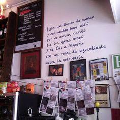 La Lirio #madrid #restaurante #malasaña Merida, Places, Restaurants, Lugares