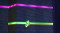 JodelieJodelie's Sims Stuff - left and right corners of neon lights
