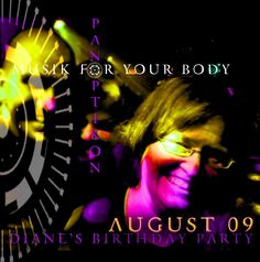 ...:::MUSIK FOR YOUR BODY:::... ....:::ONLY AT PANOPTIKON:::.....