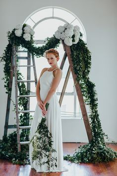 Natalie Chan Dresses featured on Wedding Blog Truly and Madly