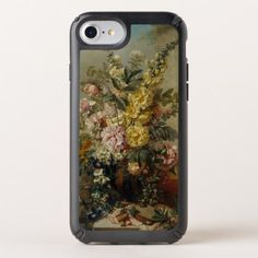 Stylish Chic Antique Floral Still Life Painting Speck iPhone Case - antique gifts stylish cool diy custom