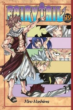 Fairy Tail Graphic Novel 39