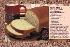 Old Fashioned Whole Wheat Bread | P/T with Carole PCH | whinendine | Flickr