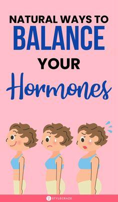 How To Fix Hormonal Imbalance