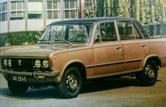 FIAT 125p MR75 PROTOTYPE