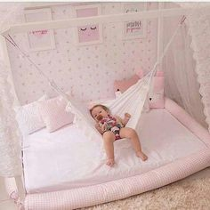 Ideas for baby decor room montessori bedroom Baby Bedroom, Baby Room Decor, Nursery Room, Bedroom Decor, Nursery Ideas, Bedroom Ideas, Girls Bedroom Furniture, Childrens Bedroom, Kid Furniture